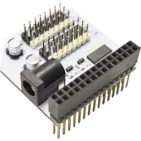 Servo (PWM) Expansion