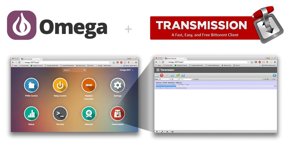 Omega and Transmission