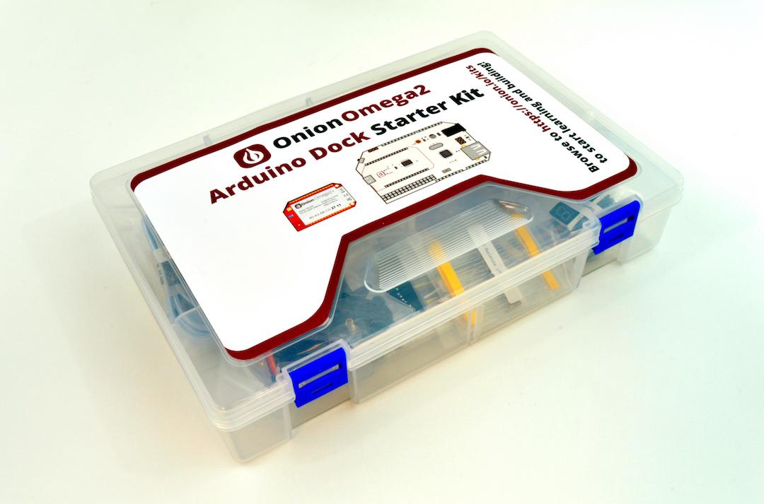 Omega2 Arduino Starter Kit