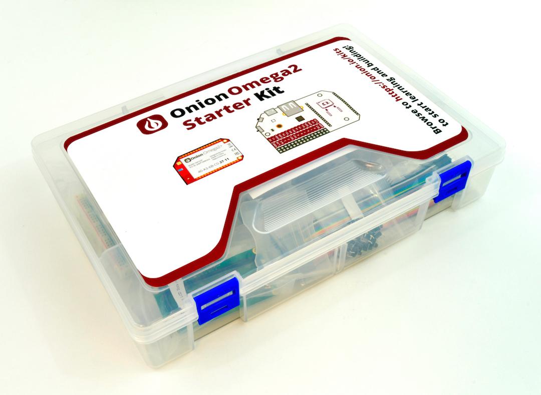 Omega2 Starter Kit