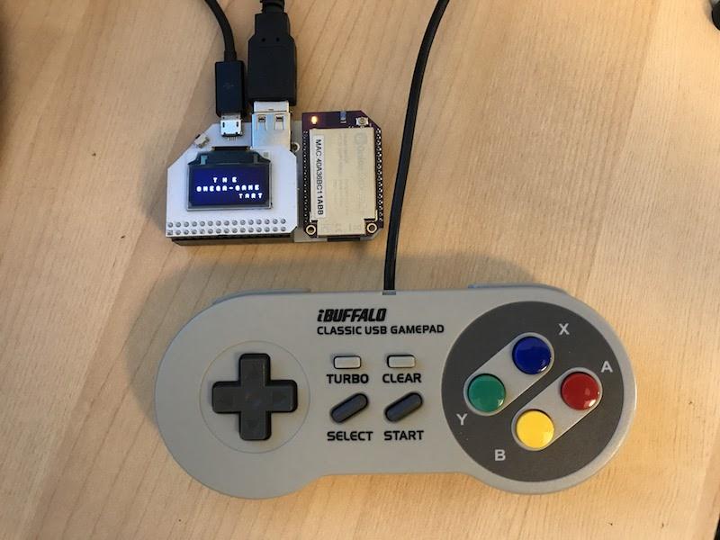 Python Video Game