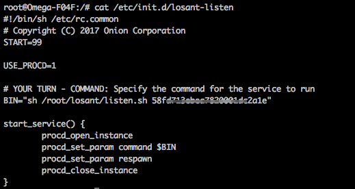 Creating A Linux Service To Automatically Receive Losant Commands