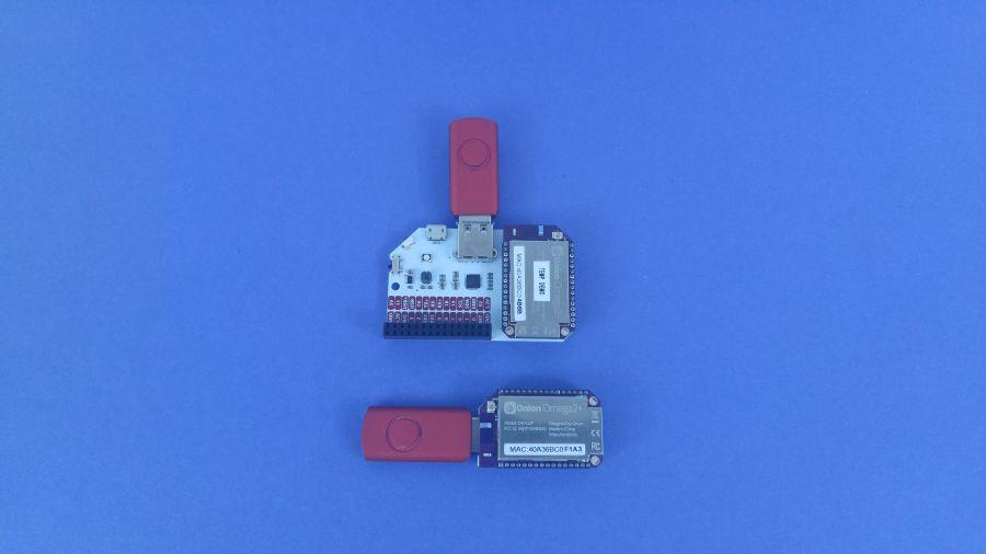 Firmware Flashing From USB Storage