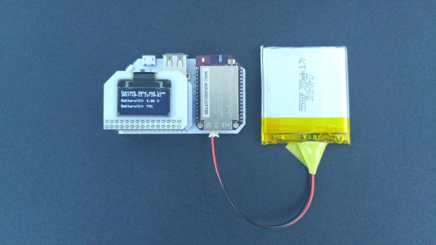 Battery Level Monitor
