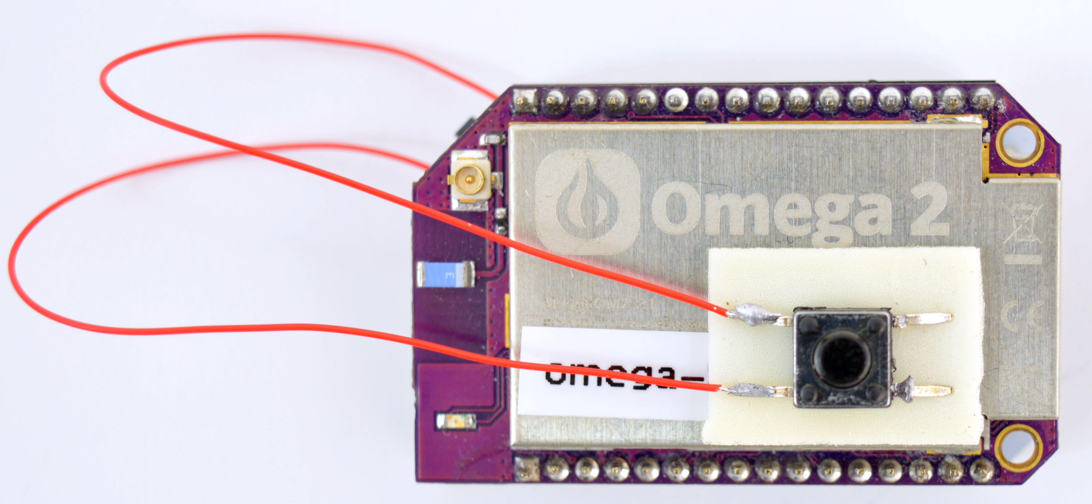 2 Bullet Tuesday: Python Web App Remote Control & Omega IoT Button