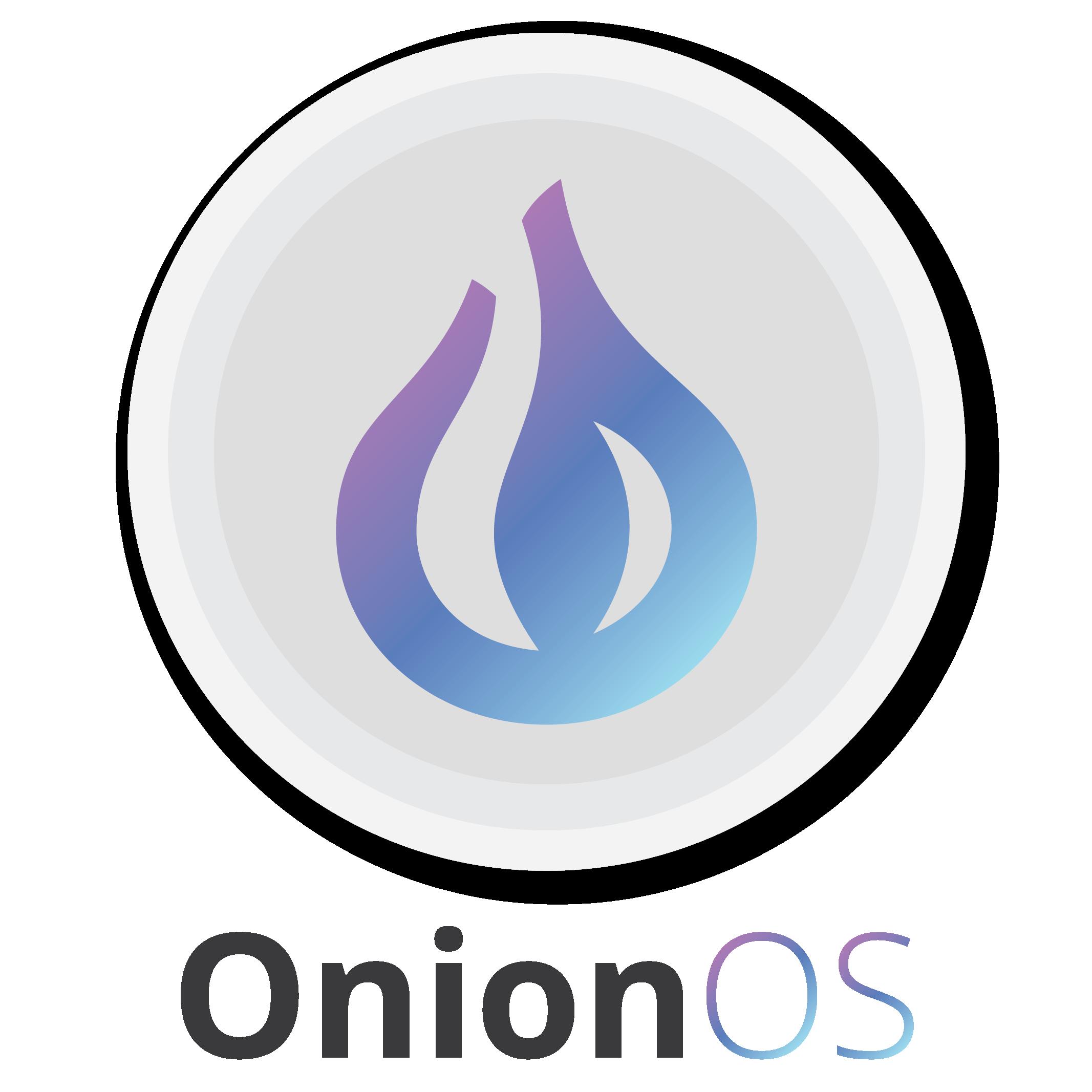 Introducing OnionOS
