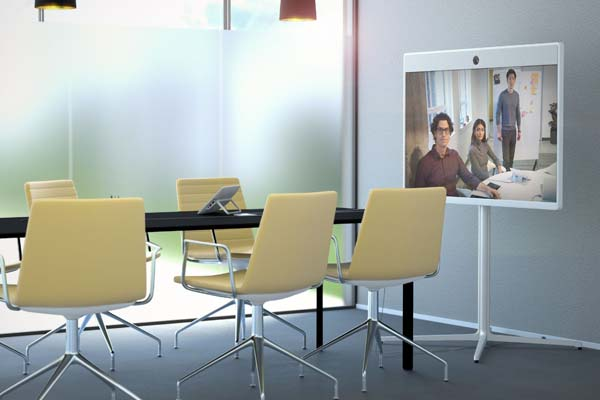 Cisco Webex Room Remote Control & Connecting to WiFi Networks with