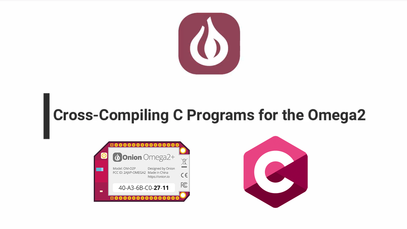C Programs & Cross Compiling Video Tutorial