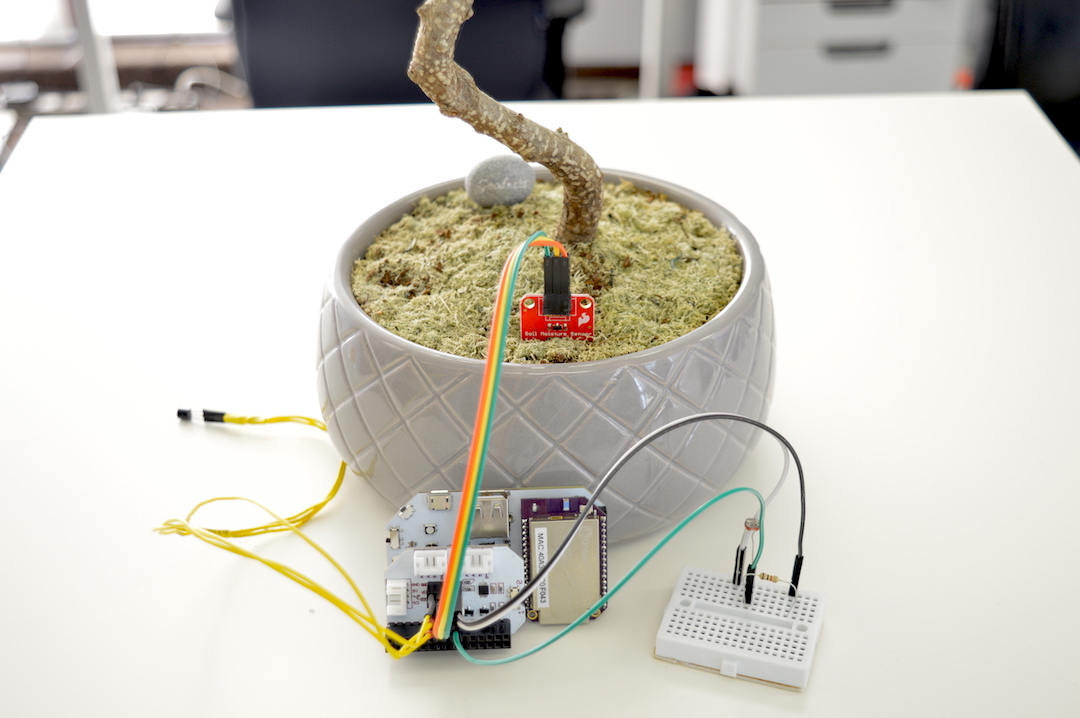 How to Build IoT Sensors using Python – Onion