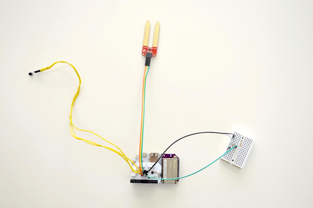 How to Build IoT Sensors using Python – Onion
