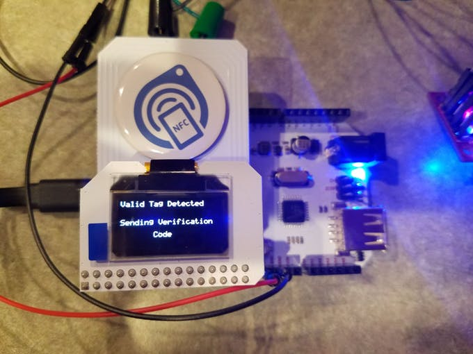 IoT Security With 2-Factor Auth And RFID
