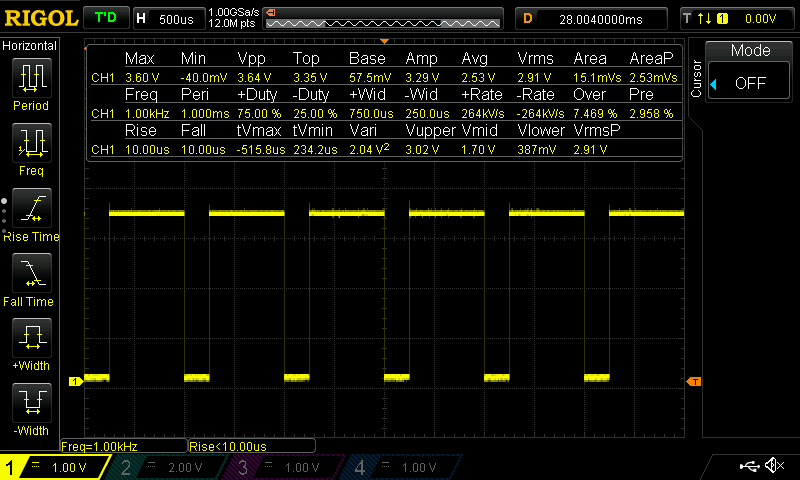 Definitive Guide To Generating PWM Signals Using Linux & The Omega2