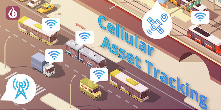 Cellular Asset Tracking In Real-Time: An Introduction