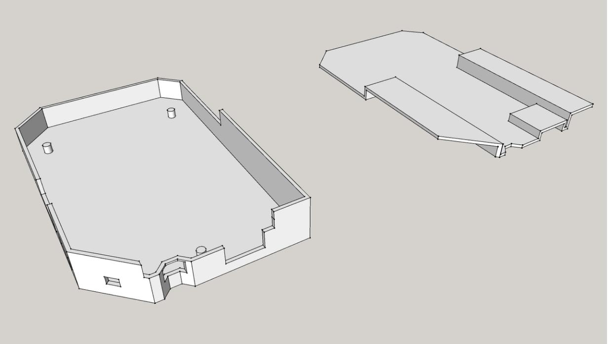 Omega2 Pro Enclosure Design